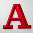 ABITARE. Un proyecto de Artesanía, Diseño gráfico, Tipografía y Papercraft de Lo Siento Studio - 28.03.2016
