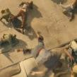 World War Z. Un proyecto de 3D y VFX de Xuan Prada - 04.04.2016