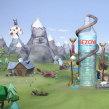 Bezoya, quédate con lo bueno.. Un proyecto de 3D, Animación, Dirección de arte y Diseño de personajes de Fabio Medrano - 21.05.2012