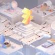 A3 Media Xmas 2014. Um projeto de Motion Graphics, 3D, Animação, Direção de arte e TV de Fabio Medrano - 21.12.2014