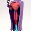 Escultura digital para impresión 3D. Un proyecto de 3D de Luis Arizaga - 02.05.2016