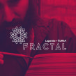 Fractal. A Street Art, Br, ing & Identit project by Christian Pacheco Quijano - 05.10.2016