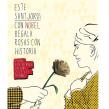 Rosas de origami para campaña de Sant Jordi de Nobel . Un proyecto de Papercraft de Estela Moreno Orteso - 22.04.2015