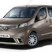 Nissan Evalia. Nombre para un vehículo familiar. Un proyecto de Br e ing e Identidad de ignasi fontvila - 28.05.2016