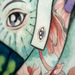 Navegante (Lápiz + Acuarela en Papel de Algodón).. Un proyecto de Ilustración de Violeta Hernández - 06.06.2016