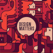 DESIGN MATTERS / COMPUTER ARTS. Un proyecto de Diseño, Ilustración, Dirección de arte, Br, ing e Identidad, Diseño editorial y Diseño gráfico de MEMOMA Estudio - 09.06.2016