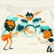 TENLEGS / START UP VIDEO. Un proyecto de Ilustración, Motion Graphics, Animación, Br, ing e Identidad, Diseño de personajes y Diseño gráfico de MEMOMA Estudio - 22.06.2014
