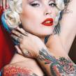 Vinila Von Bismark para Babylon Magazine . Un proyecto de Fotografía de Rebeca Saray - 12.07.2016