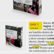 Cursos de inglés low cost. Un projet de Br, ing et identité, Conception éditoriale, Packaging, T , et pographie de Enric Jardí - 20.08.2016