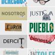 Ilustraciones tipográficas para Público. A Illustration, T, and pograph project by Enric Jardí - 08.28.2016