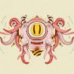 Totems. Um projeto de Design, Ilustração e Direção de arte de Óscar Lloréns - 30.08.2016
