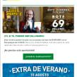 Diseño Campaña ONCE - Email Marketing. Un proyecto de Marketing de Néstor Tejero Bermejo - 20.09.2016