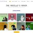 Diseño página web - Elena Rosillo. Un proyecto de Diseño Web de Néstor Tejero Bermejo - 26.09.2016