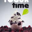 Yogur Time. Un proyecto de Diseño, Fotografía y Dirección de arte de Pitu López - 05.10.2016