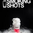Smoking Shots. Un proyecto de Diseño, Fotografía y Dirección de arte de Pitu López - 05.10.2016