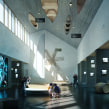 Museo Nautico en Badalona. Un proyecto de Diseño, Fotografía, 3D, Arquitectura, Arquitectura interior, Postproducción e Infografía de Phrame - 31.05.2016
