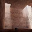 Tindaya. Un proyecto de Diseño, Fotografía, 3D, Arquitectura, Postproducción y Escultura de Phrame - 02.03.2016