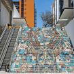 Mural Kauyumari. Un proyecto de Ilustración, Arquitectura y Arte urbano de Galamot Shaku - 19.09.2016
