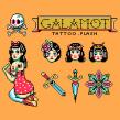 Personal. Un proyecto de Ilustración de Galamot Shaku - 19.11.2014