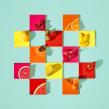 Fruit Tiles. Un proyecto de Fotografía y Dirección de arte de Paloma Rincón - 09.11.2016