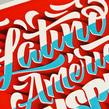 Latino América INSPIRA y RESPIRA – Poster Design. Un proyecto de Diseño gráfico, Diseño de producto, Serigrafía y Tipografía de Yani&Guille - 09.01.2017