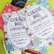 Libro Para Colorear. Um projeto de Ilustração de Ana Victoria Calderon - 17.01.2017