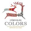 Bordado Etiquetas Cérvoles Colors. Um projeto de Design, Artesanato, Artes plásticas, Packaging e Bordado de Señorita Lylo - 17.01.2017