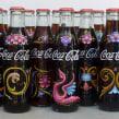 Botellas de Coca Cola. Un proyecto de Publicidad, Br, ing e Identidad y Pintura de Alfredo Genovese - 21.01.2017