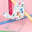 Mecedoras para Mecedorama 2015. Un proyecto de Ilustración, Diseño de muebles y Diseño de producto de la casita de wendy - 27.01.2017