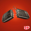 Mobile / Meeting - Kit Kat. A Design, Advertising, and Marketing project by Daniel Granatta - 04.13.2012