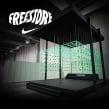 Nike Freestore. Um projeto de Publicidade, Arquitetura, Design industrial e Marketing de Daniel Granatta - 05.04.2013