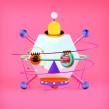 Es Cool. Um projeto de 3D de Mr. Kone - 29.01.2017