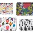 Colección de bandejas. Un proyecto de Diseño, Ilustración, Artesanía y Diseño de producto de la casita de wendy - 24.01.2017