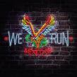 Nike We Run México. Um projeto de Design, Ilustração, Publicidade, Design gráfico e Marketing de Daniel Granatta - 01.09.2013