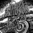 Harley Davidson . Un proyecto de Ilustración y Tipografía de Abraham García - 17.02.2017