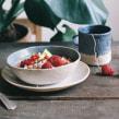 Vajilla y libro de recetas saludable. A H, werk und Kochen project by Lola Giardino - 27.04.2017