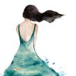 La piel extensa. Antología de poemas de Pablo Neruda. A Illustration project by Adolfo Serra - 05.03.2017