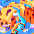 Adobe CC Covers. Un proyecto de Ilustración, Diseño gráfico y Lettering de Sindy Ethel & Alan Rodríguez (R3DO) - 08.05.2017