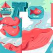 Adobbe CC Covers II. Un proyecto de Ilustración, Diseño gráfico y Lettering de Sindy Ethel & Alan Rodríguez (R3DO) - 08.05.2017