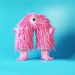 Furry Alphabet. Un proyecto de Diseño, Ilustración, 3D, Animación y Animación de personajes de Bernat Casasnovas Torres - 16.05.2017