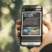 BMW Select. Un proyecto de UI / UX y Diseño Web de Diga33! - 17.06.2017