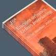 Libro JSa. Encajes urbanos. Un proyecto de Diseño editorial de David Kimura - 04.10.2013