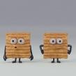 Golden Grahams. Un proyecto de 3D, Animación y Animación de personajes de Hugo García - 10.05.2013