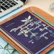 Cuadernos. Un proyecto de Ilustración y Pattern Design de Laura Varsky - 13.07.2017