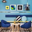 Valencia Lounge Hostel . A Innenarchitektur, Innendesign und Produktdesign project by Masquespacio - 15.05.2016