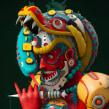 Urias. Um projeto de Ilustração e 3D de Fer Aguilera Reyes - 11.03.2016