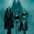 El Baile del Vampiro. A Comic project by Sergio Bleda - 22.08.2017