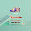 Lanzamiento Nike ID México. Un proyecto de Publicidad, Cine, vídeo, televisión, Animación y Comisariado de Flaminguettes - 01.01.2016