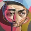 Cuadro de NIKONE -En mi estudio LINARES-. Un proyecto de Bellas Artes de Miguel Ángel Belinchón Bujes - 23.01.2017