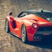 La Ferrari / ROBOT. Un proyecto de Diseño, Publicidad, Cine, vídeo, televisión, 3D, Animación, Dirección de arte, Diseño de automoción, Diseño industrial, Diseño de iluminación, Postproducción, Vídeo, Televisión, VFX y Producción de Ro Bot - 15.09.2017